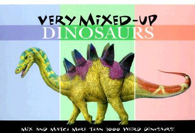 Image for Very Mixed-Up Dinosaurs