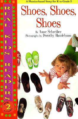 Image for Shoes, Shoes, Shoes (Real Kids Readers. Level 2)