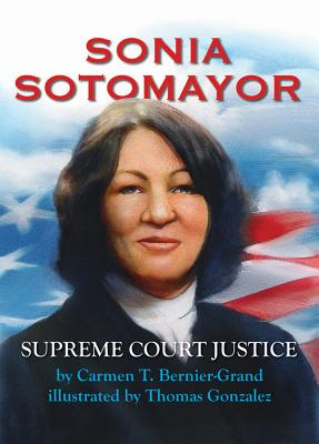Image for SONIA SOTOMAYOR SUPREME COURT JUSTICE