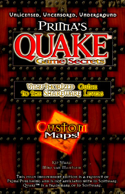 Image for Prima's Quake Games Secrets: Unauthorized Guide to the Shareware Levels