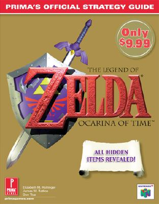 Image for The Legend of Zelda: Ocarina of Time: Prima's Official Strategy Guide