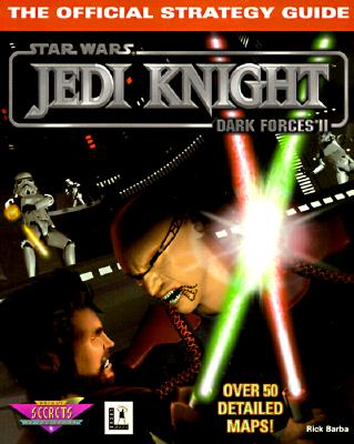 Image for Jedi Knight: Dark Forces 2  Official Strategy Guide