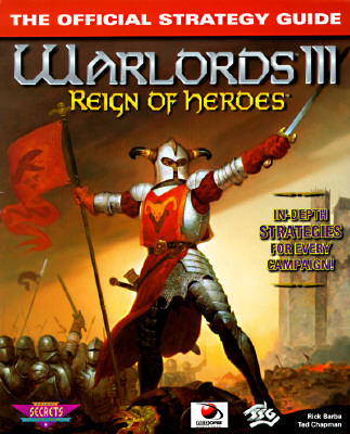 Image for Warlords III: The Official Strategy Guide (Secrets of the Games Series.)