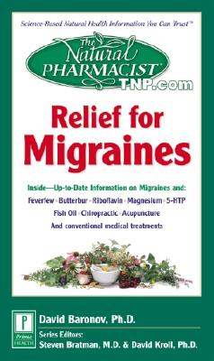 Image for The Natural Pharmacist : Relief for Migraines