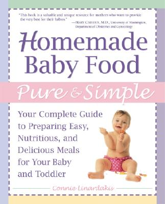 Image for HOMEMADE BABY FOOD