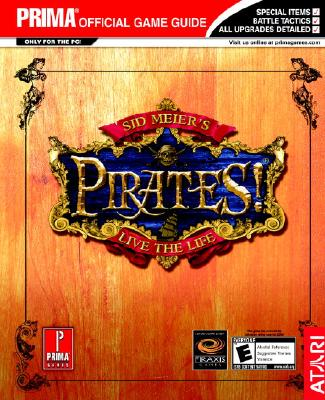 Image for Sid Meier's Pirates! (Prima Official Game Guide)