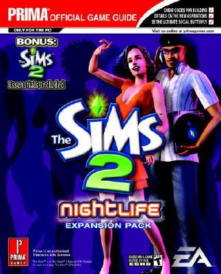The Sims 2: Nightlife (Prima Official Game Guide), Kramer, Greg