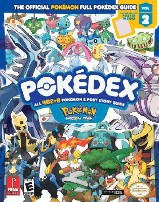 Pokemon Diamond & Pearl Pokedex: Prima Official Game Guide Vol. 2 (Prima Official Game Guides)