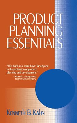 Image for Product Planning Essentials