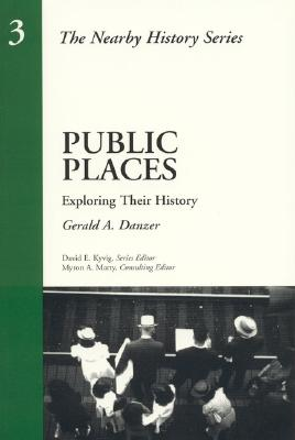 Image for Public Places: Exploring Their History
