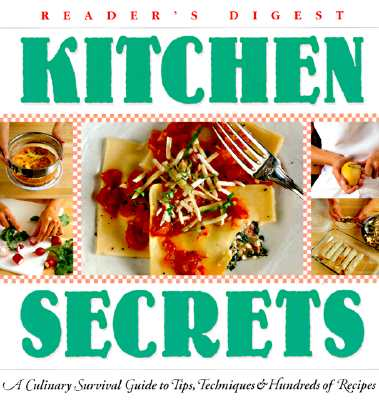Image for Kitchen Secrets: Tips, Tricks, Techniques & Recipes