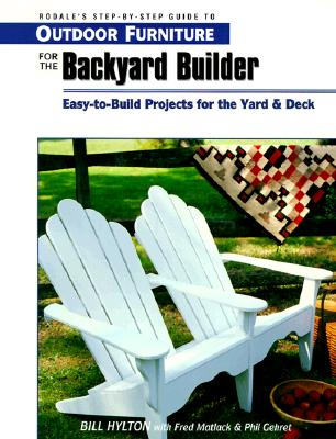 Image for Outdoor Furniture for the Backyard Builder (Reader's Digest Woodworking)