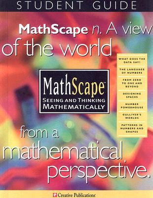 Image for MathScape: Seeing and Thinking Mathematically, Grade 6, Consolidated Student Guide