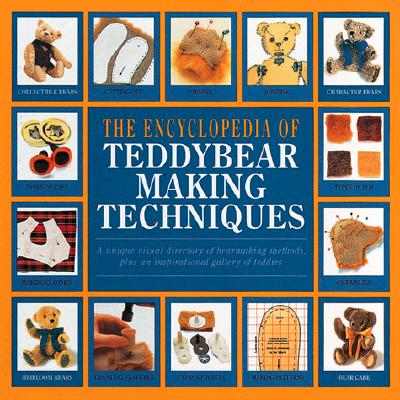 Image for The Complete Book of Teddy-Bear Making Techniques