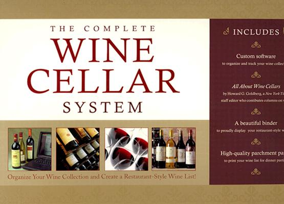 Image for The Complete Wine Cellar System