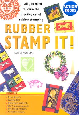 Image for Rubber Stamp It! (Action Books (Running Press))