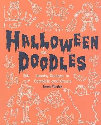 Image for Halloween Doodles: Spooky Designs to Complete and Create