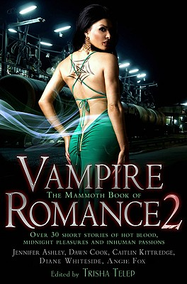 Image for The Mammoth Book of Vampire Romance 2