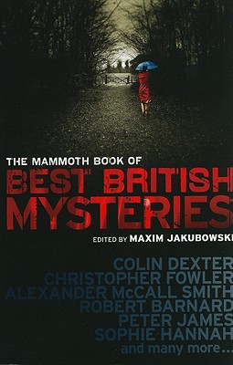 Image for The Mammoth Book of Best British Mysteries 7