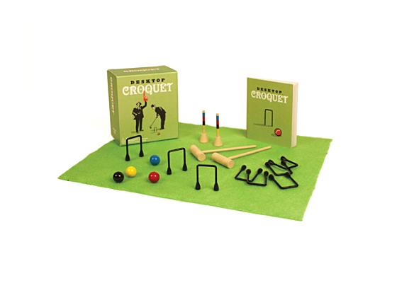 Desktop Croquet (Mega Mini Kits)