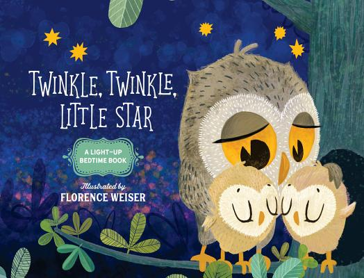 Image for Twinkle, Twinkle, Little Star: A Light-Up Bedtime Book