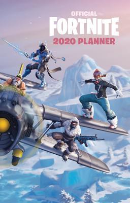 Image for FORTNITE (Official): 2020 Planner