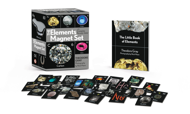 Image for The Elements Magnet Set: With Complete Periodic Table! (RP Minis)