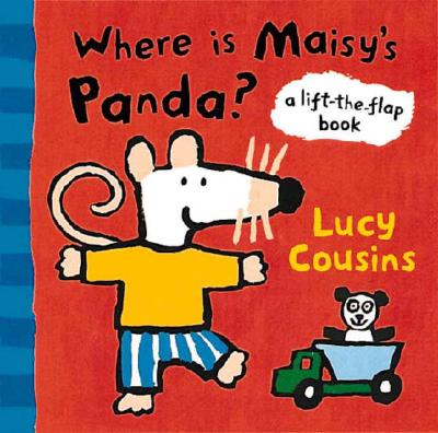 Image for Where Is Maisy's Panda?: A Lift-the-Flap Book