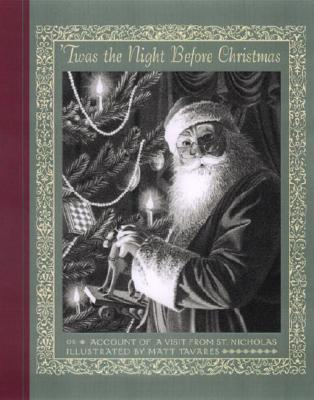 Image for 'Twas the Night Before Christmas: Account of a Visit from St. Nicholas