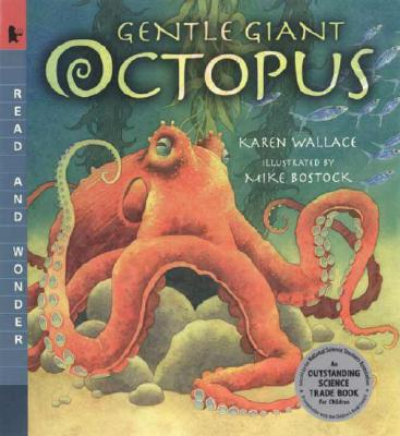 Image for Gentle Giant Octopus: Read and Wonder