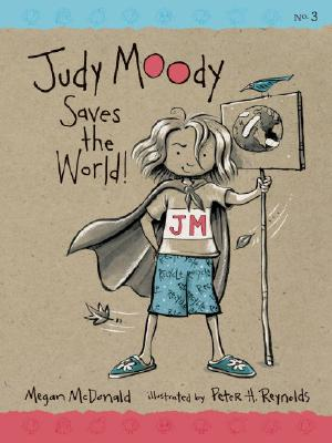 Image for Judy Moody Saves the World