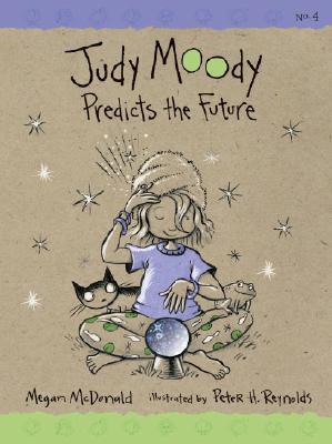 Judy Moody Predicts the Future, McDonald, Megan