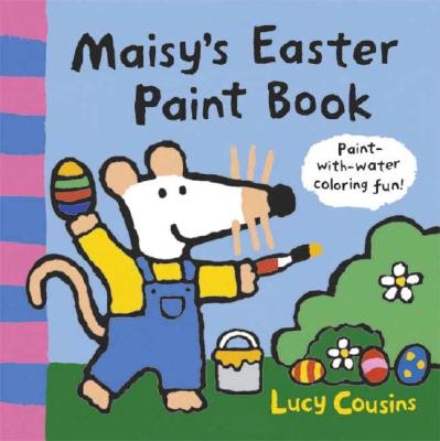 Image for Maisy's Easter Paint Book