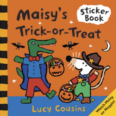 Image for Maisy's Trick or Treat (stickers all used up)