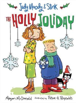 Image for Judy Moody & Stink: The Holly Joliday