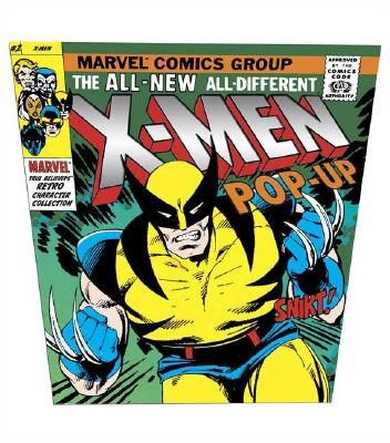 Image for X-Men Pop-Up Marvel True Believers Retro Collection ( Marvel True Believers )