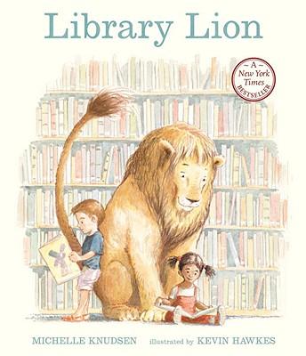 "Library Lion, ""Knudsen, Michelle"""