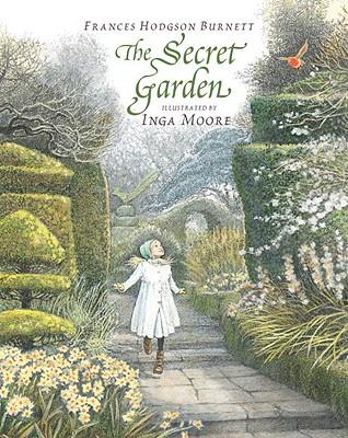 """The Secret Garden, """"Burnett, Frances Hodgson"""""""