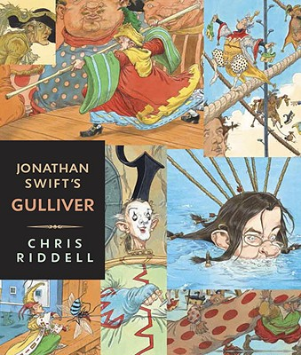 Image for Jonathan Swift's Gulliver: Candlewick Illustrated Classic (Candlewick Illustrated Classics)