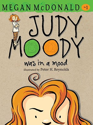Image for JUDY MOODY WAS IN A MOOD (BOOK #1)