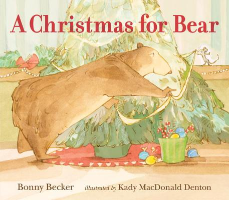 Image for A Christmas for Bear (Bear and Mouse)