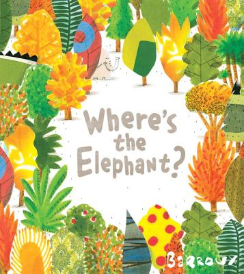 Image for WHERE'S THE ELEPHANT?