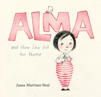 Image for ALMA AND HOW SHE GOT HER NAME