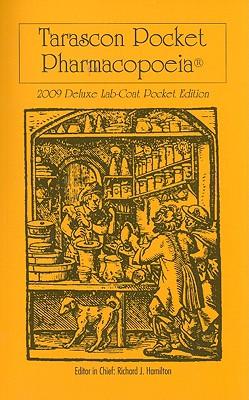 Image for Tarascon Pocket Pharmacopoeia 2009 Deluxe Labcoat Pocket Edition