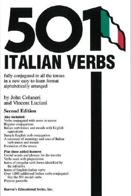 Image for 501 Italian Verbs (501 Verbs Series)