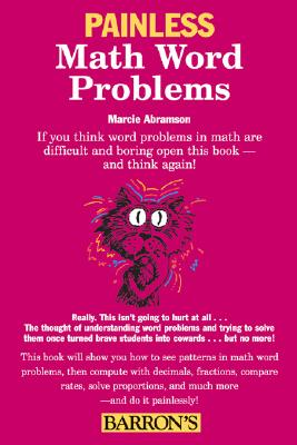 Image for Painless Math Word Problems (Painless Series)