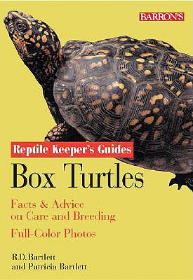 Image for Box Turtles: Facts & Advice on Care and Breeding (Reptile and Amphibian Keeper's Guide)