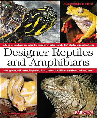 Image for Designer Reptiles and Amphibians: Advice on purchase and selective breeding of color morphs that display unusual patterns