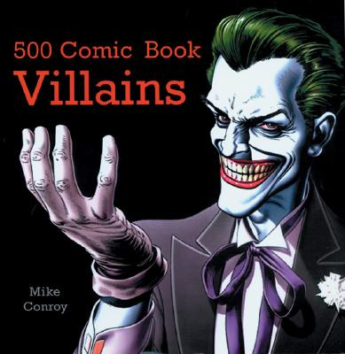 Image for 500 Comic Book Villains