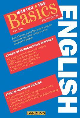 Image for Master the Basics: English (Master the Basics Series)